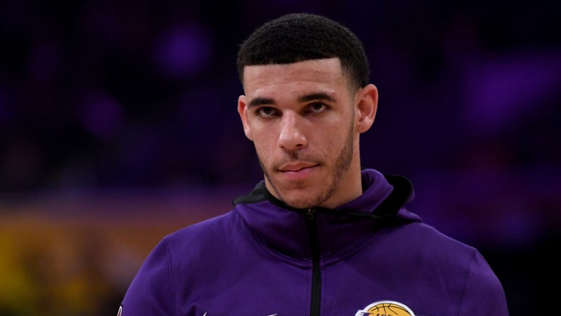 Illustration for article titled Lonzo Ball Would Prefer To Be Traded Where He Can Start Right Away, Just As I Would Prefer To Stalk My Enemies From Atop A Mighty Tyrannosaur