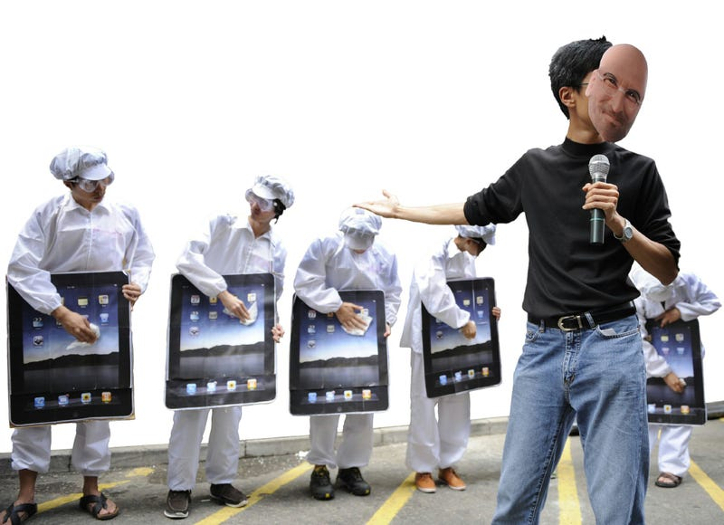 Illustration for article titled Apple Vows To End Unsafe Labor Practices