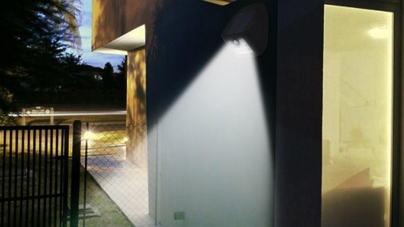 Ilumina tu jard n con dos luces solares por solo 9 - Luces exteriores solares ...