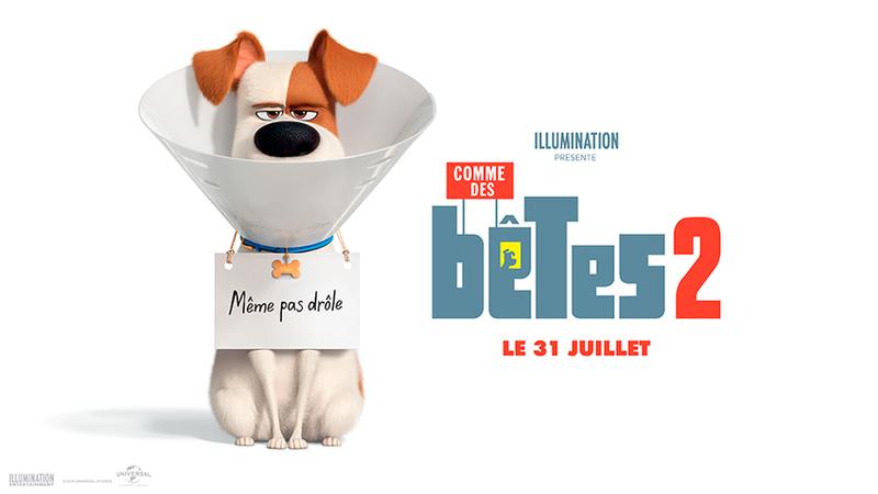 Illustration for article titled Regarder COMME DES BÊTES 2 2019 Film VF Streaming HD
