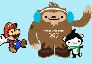 Illustration for article titled Mario & Sonic To Meet Again, This Time In Canada