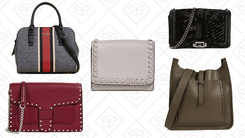 Rebecca Minkoff and Kate Spade sale | Amazon