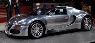 Illustration for article titled Frankfurt Auto Show: Bugatti Veyron Pur Sang