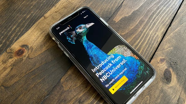 Movies on Your Favorite Streaming Services Could Be Headed for Peacock Instead
