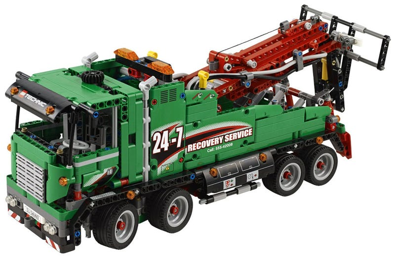 Illustration for article titled Deals: Lego Technic 14-35% off at Amazon