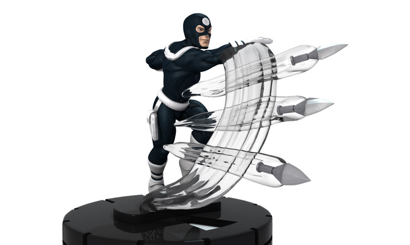 Illustration for article titled New Bullseye And Deadpool Heroclix