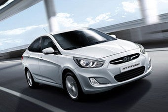 The Best Small Car Dodge Sells Is A Hyundai