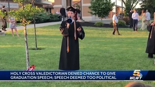 Illustration for article titled Valedictorian Not About to Let School Stop Him from Delivering 'Confrontational' Commencement Speech
