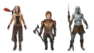 Illustration for article titled Official Game Of Thrones Action Figures...Could Have Been Worse