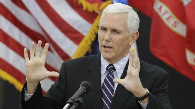 What s in Mike Pence s Emails That He s Fighting So Very Hard to Hide?