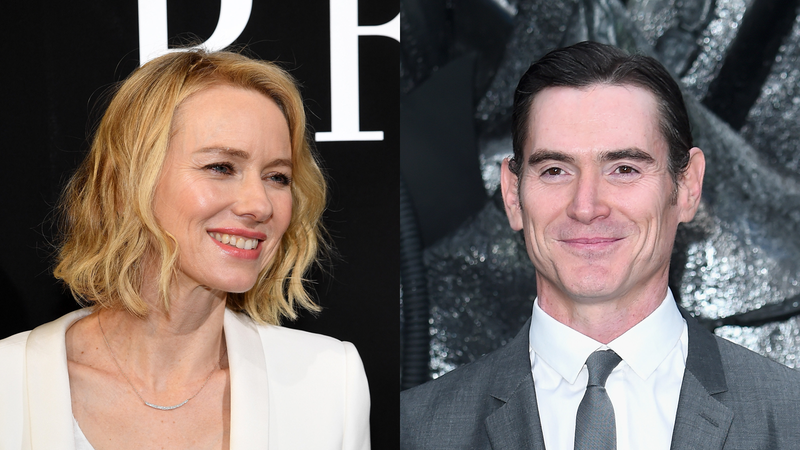 Naomi Watts Has Moved on from Liev Schreiber with a Famous Costar
