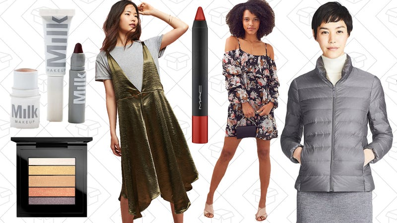 Illustration for article titled Today's Best Lifestyle Deals: Uniqlo, Anthropologie, Urban Outfitters, MAC Cosmetics, and More