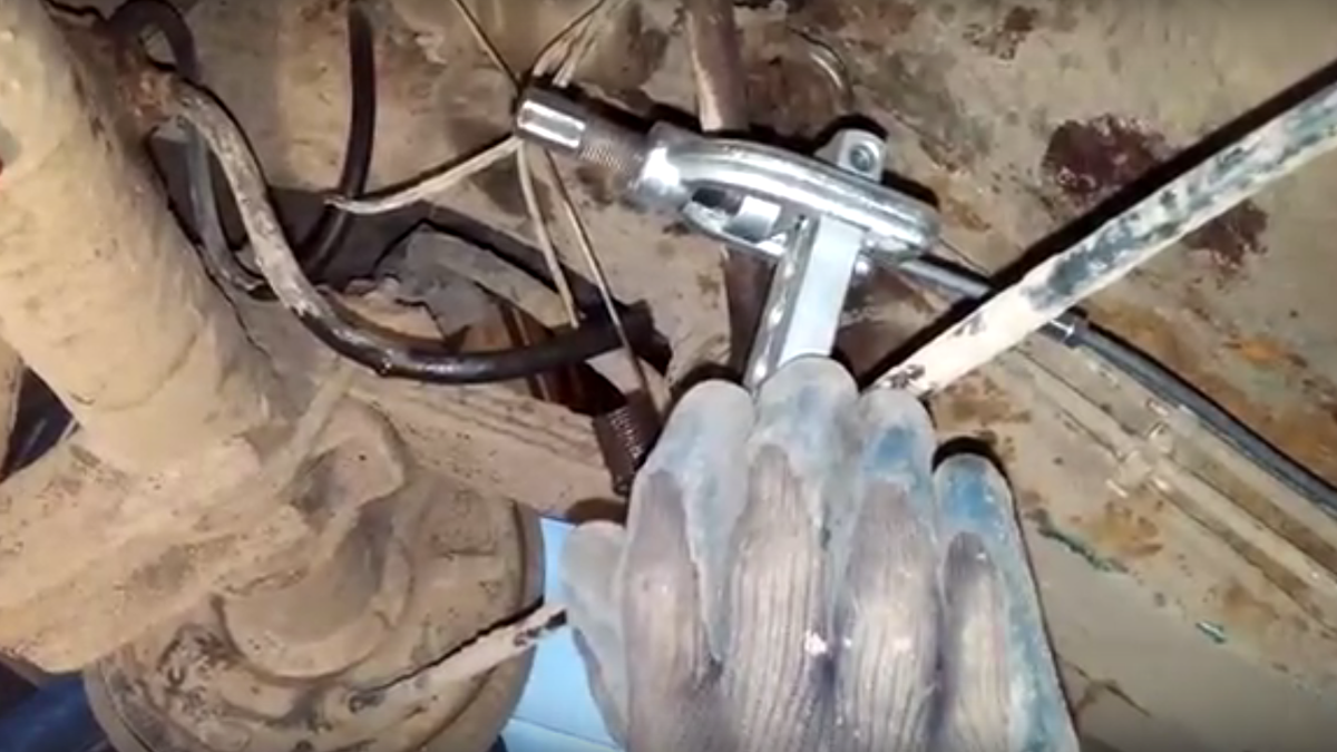 Heres How You Can Replace Your Rusty Brake Lines Nissan Frontier Trailer Wiring