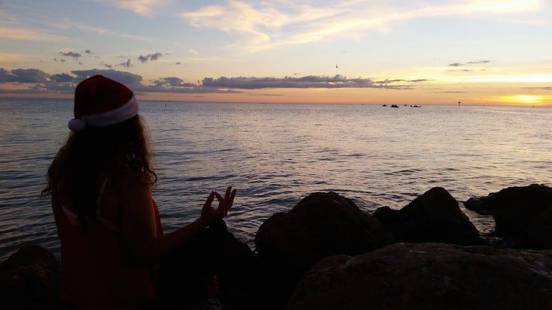 "Ease Into Meditation with ""Mini Meditation"""
