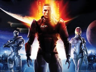 Illustration for article titled Announcement: There Will Be No Mass Effect DLC Announcement
