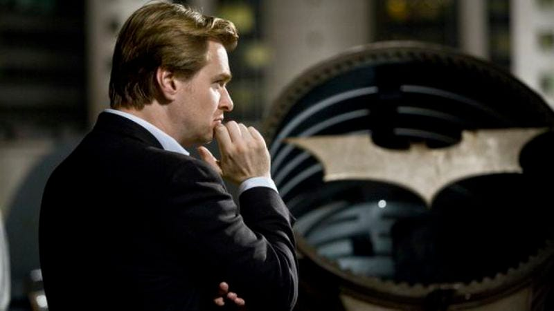 Illustration for article titled Christopher Nolan's next movie gets a release date and nothing else