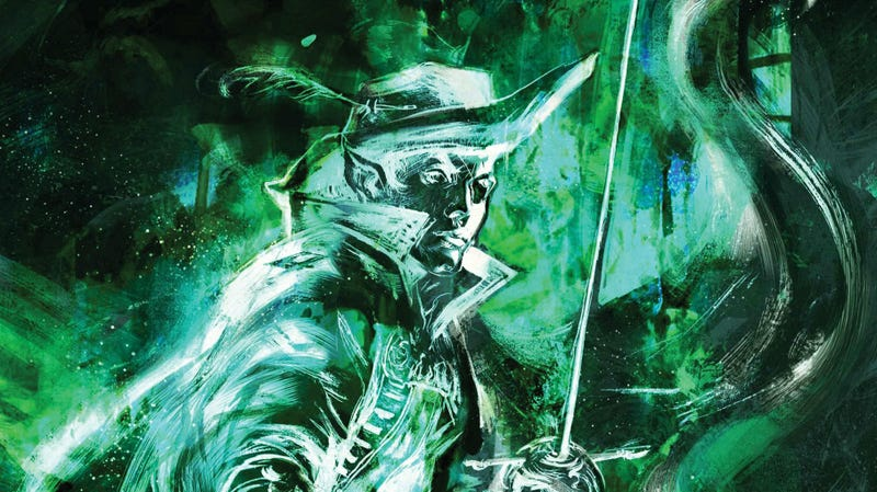A crop of the cover of R.A. Salvatore's Boundless; see the full reveal below.