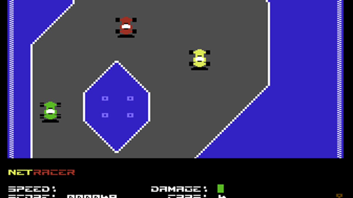 Commodore 64 LAN Party features First C64 Online Multiplayer