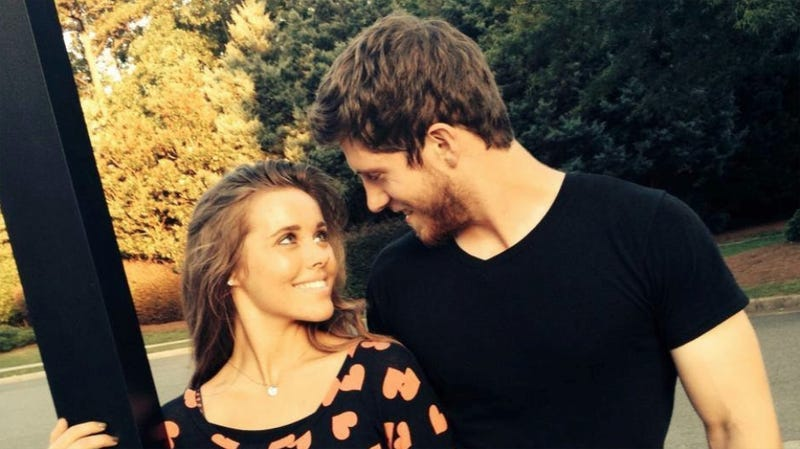 Illustration for article titled Another Duggar Daughter Is Engaged, Will Have First Kiss at Wedding