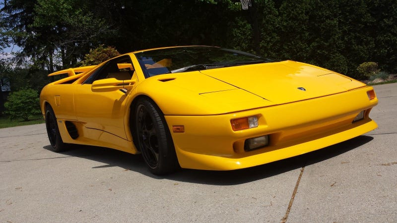 The Ten Best Supercars You Can Buy On Ebay For Less Than