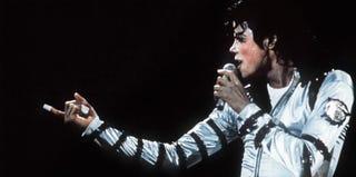 Michael Jackson (AFP/Getty Images)