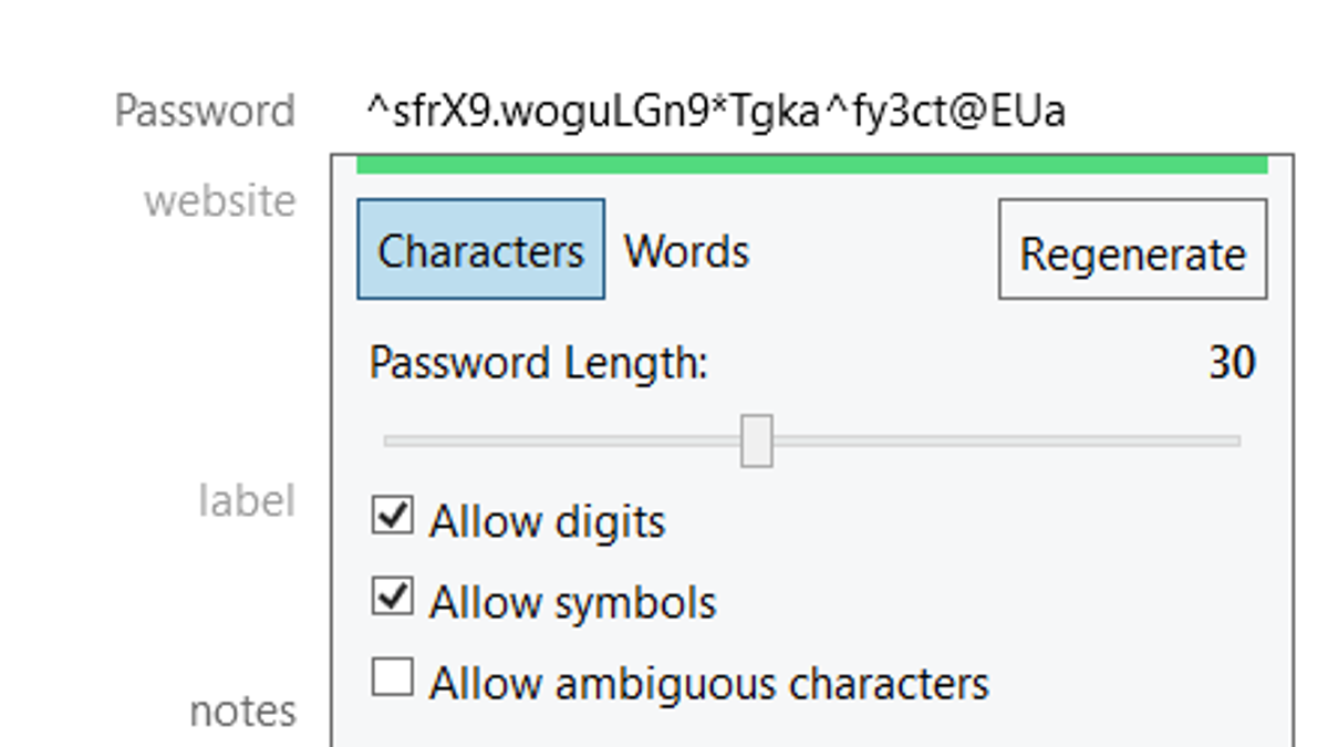 How to Create Secure Passwords That Aren't Impossible to Type