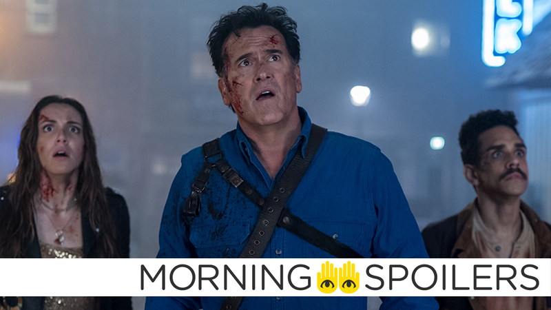 Bruce Campbell Teases More Evil Dead...But Without Ash