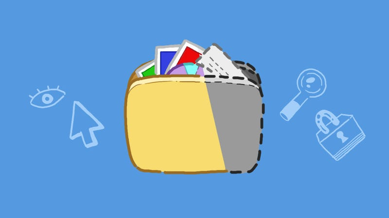 Illustration for article titled How to Hide Files on Your Computer