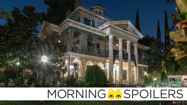 Disney s New Haunted Mansion Movie May Have Found a Star