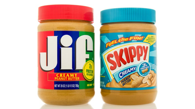 Illustration for article titled Study: If you favor Jif peanut butter over Skippy, you're probably a conservative