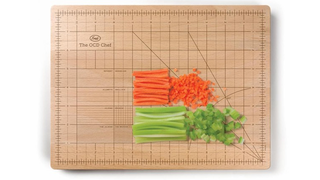 Illustration for article titled Indulge Your Desire for Precision With the OCD Cutting Board