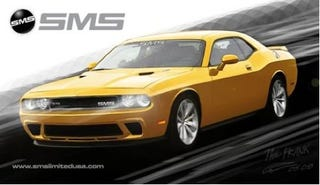 Illustration for article titled Steve Saleen Is Back, Reveals Limited Edition Supercharged Challengers
