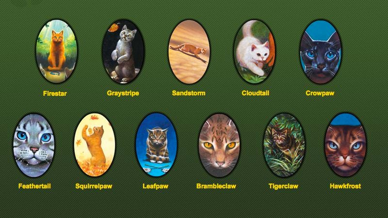 (Image: Warriorcats.com)