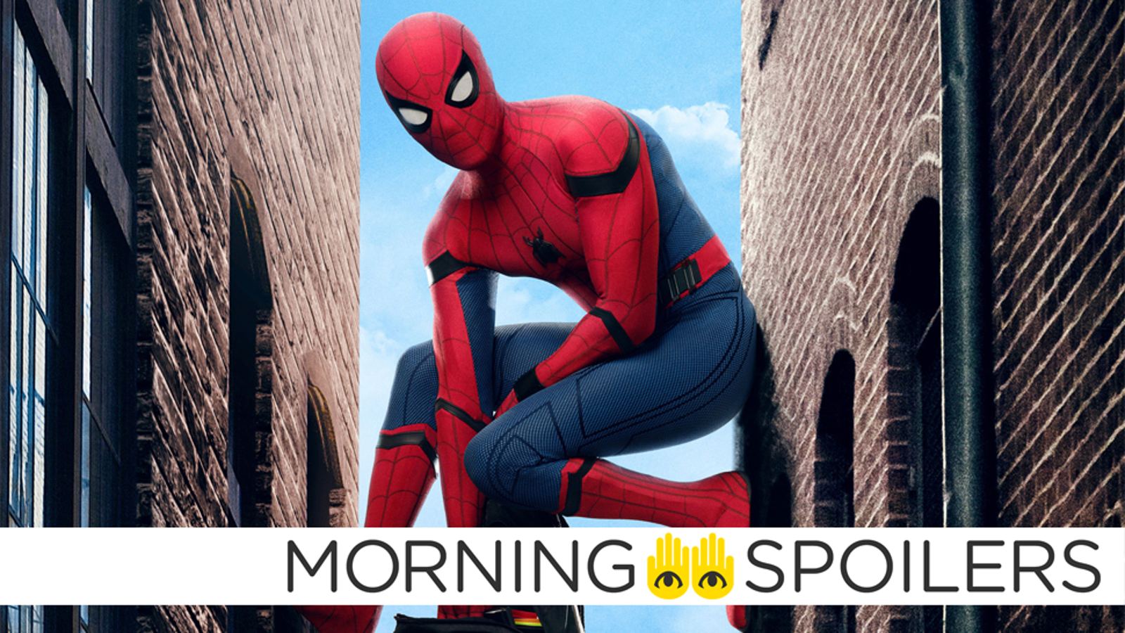 Morning Spoilers: Has Spider-Man: Far From Home Cast a ...