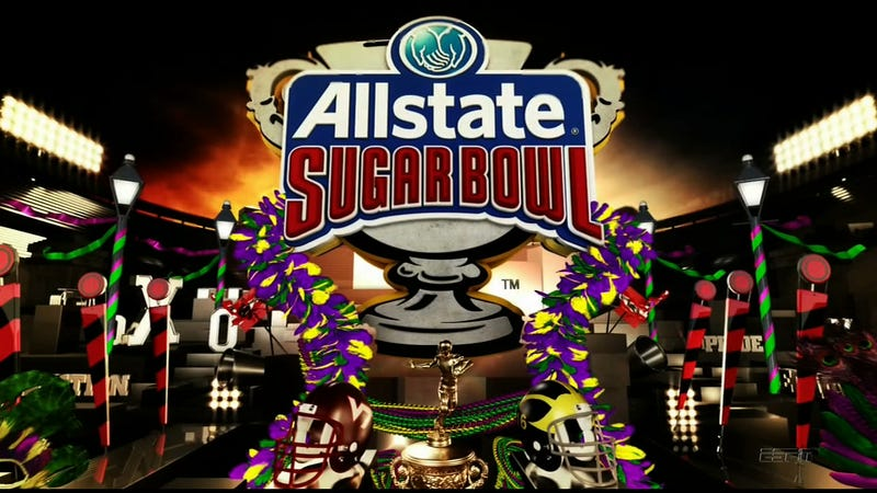 Illustration for article titled ESPN, Local Stations Remain Confused On Which Teams Are Actually Playing In This Year's BCS Bowls