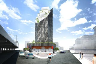 Illustration for article titled Williamsburg Brooklyn Is Getting a Luxury Microtel Because Hipsters