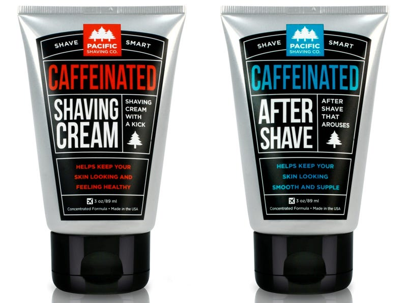 Illustration for article titled Free $5 from Pacific Shaving: Get Caffeinated Shaving Cream & More