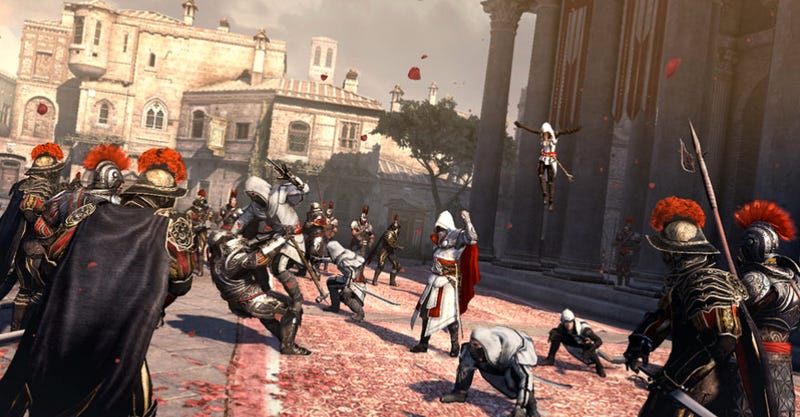 Illustration for article titled Assassin's Creed Brotherhood Single-Player, Deadlier Than Ever