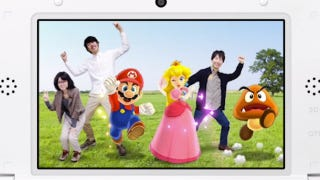 Illustration for article titled Nintendo Is Rolling Out a New AR App for Japan