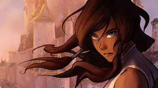 Illustration for article titled The Story of Korra and Asami Will Continue in the Legend of Korra Comic