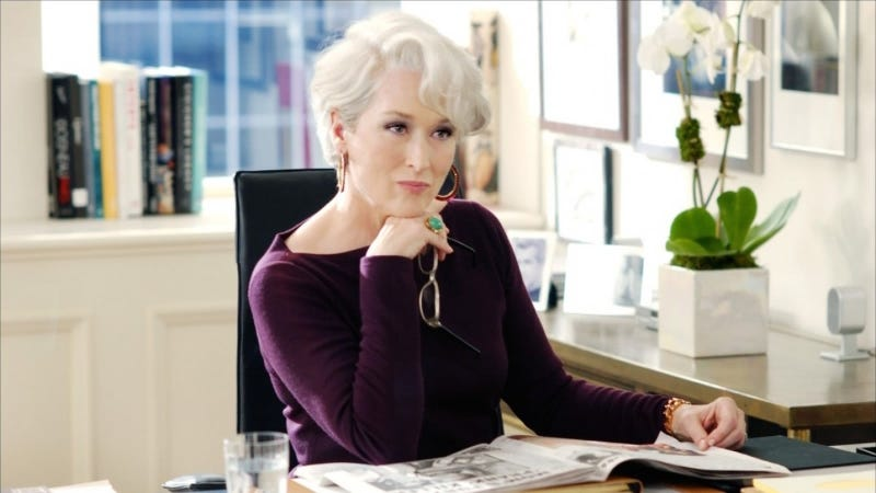 Popular Book The Devil Wears Prada Evolves Into Its Final Form: a Musical