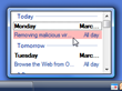 Illustration for article titled GMinder Puts Google Calendar in Your System Tray