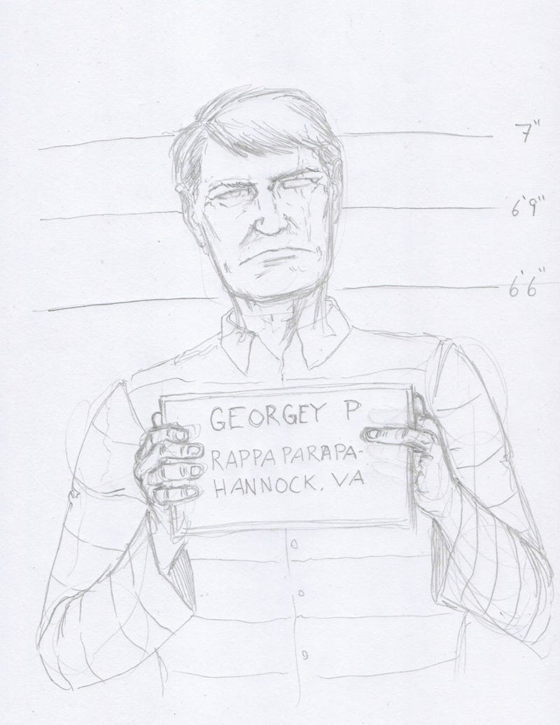Illustration for article titled Found the Mugshot