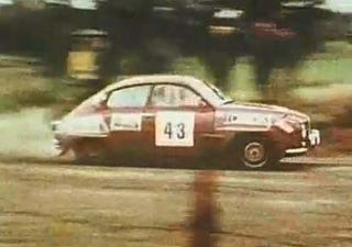 Illustration for article titled This Is Why They Invented The Internet: European Rally Hoonage Of The 1960s