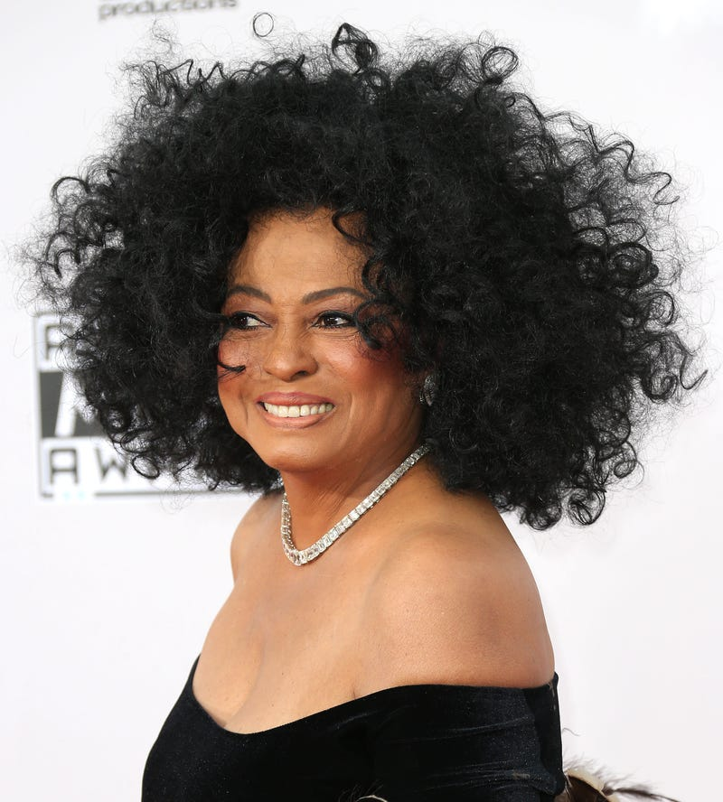 Diana Ross in 2014Frederick M. Brown/Getty Images