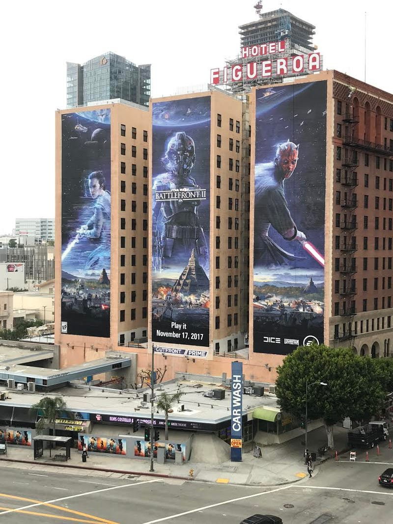 E3\u0027s Iconic Game Ads Are Painted By Hand