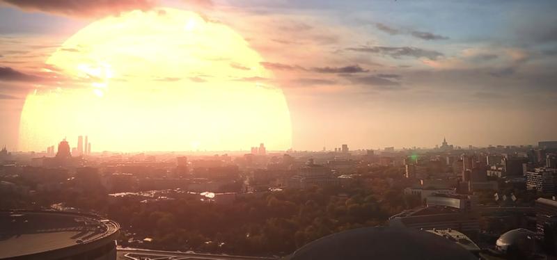 Cómo se vería el cielo si en lugar del Sol hubiera otras estrellas