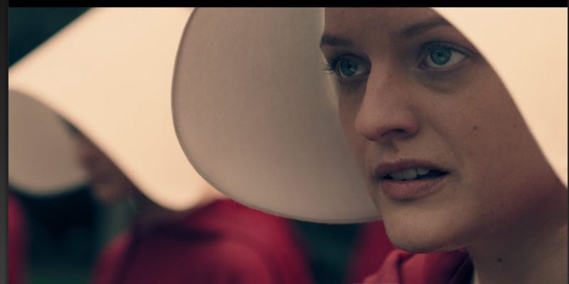 Screenshot via Hulu/The Handmaid's Tale
