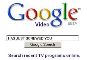 """Illustration for article titled Google Says, """"Goodbye Purchased Google Videos"""""""