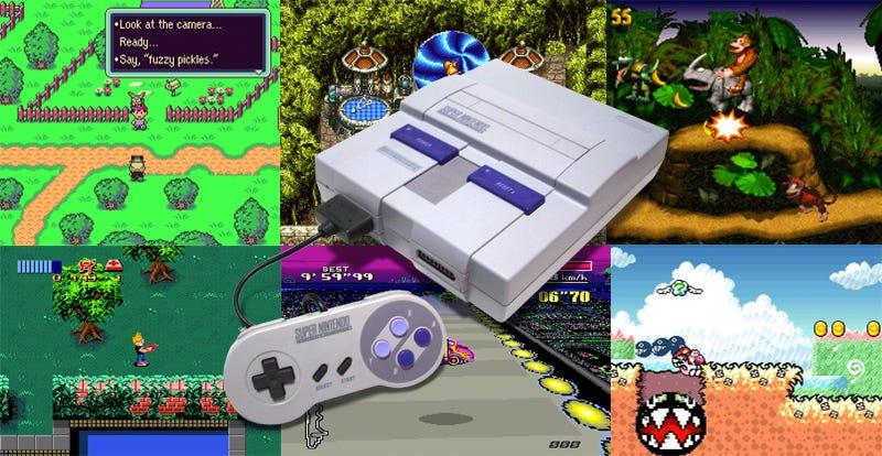 Illustration for article titled The 30 Best Super Nintendo Titles
